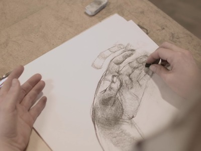 How to Draw Hands by The Drawing Academy