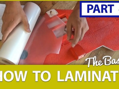 How to Laminate RC Models - Step by Step Guide For Novices