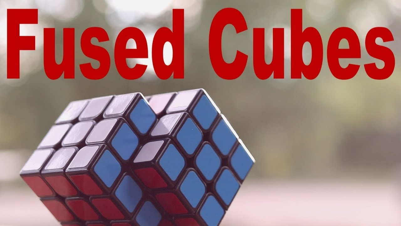 How to Make a 3x3 Fused Cube Mod