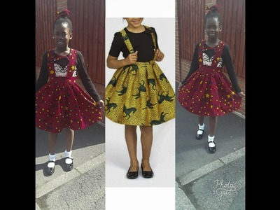 How To Make A Gathered Skirt For Children