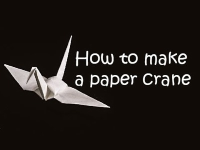 Origami how to make origami boomerang that really flies for How yo make a paper crane