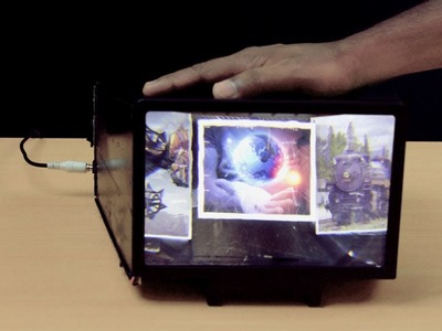 How to Make a Real 3D Photo frame