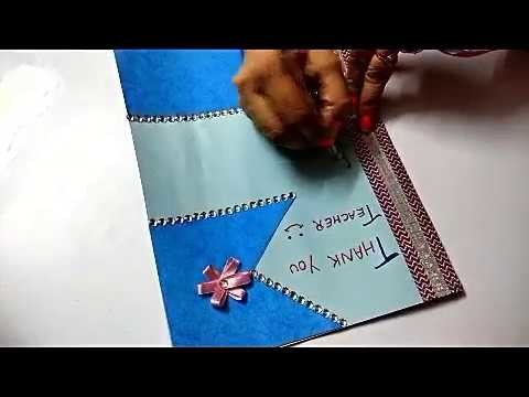How to make children's day card| happy Christmas. merry Christmas card