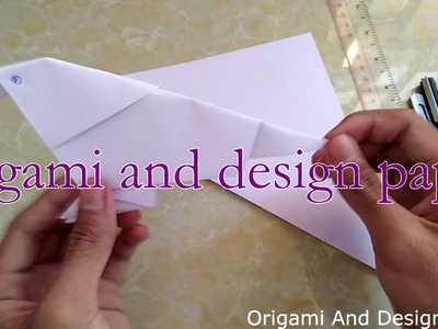How To Make Origami Parrot Easy Step By Step New More Fun