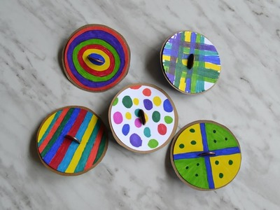 How to make Penny Spinners
