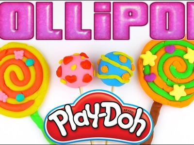How to make Play-Doh Lollipop