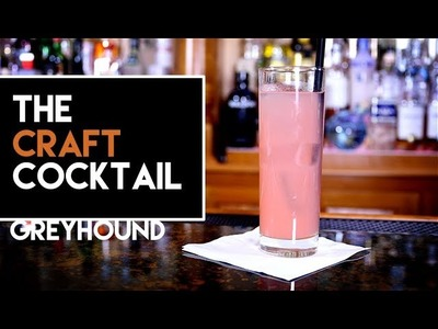 How To Make The Greyhound Cocktail. Easy Vodka Cocktails ???? Craft Cocktail
