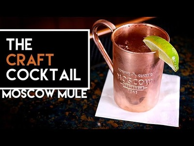 How To Make The Moscow Mule. Easy Vodka Cocktails ???? Craft Cocktail