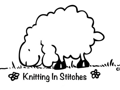 Knitting In Stitches Episode 53: It's Not Easy to Film Yourself Knitting.