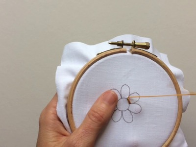Learn How To Do Satin Stitch