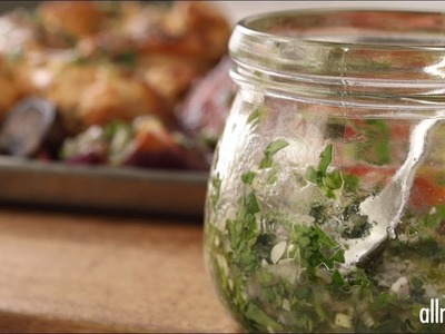 Marinade Recipes - How to Make Argentinean Chimichurri