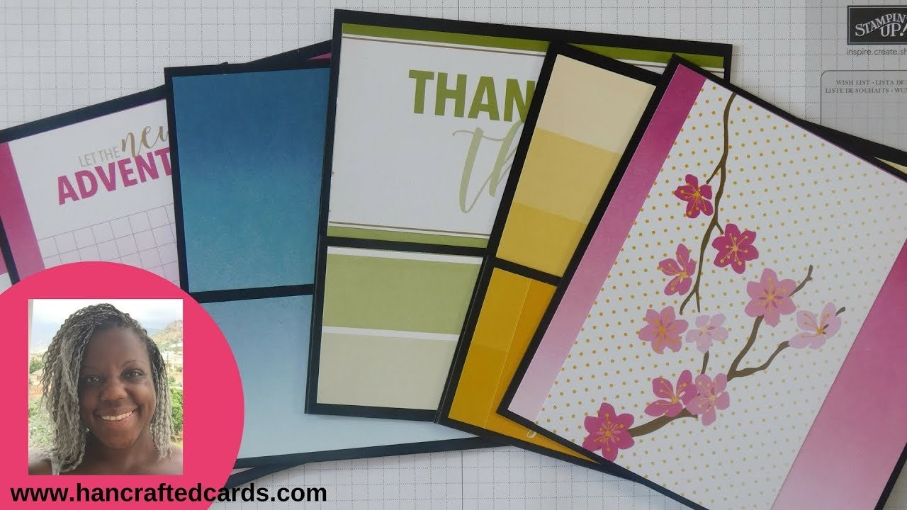 Mini album step by step tutorial from start to finish - How to decorate pages
