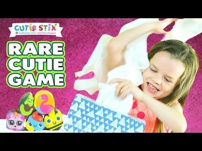 Tissue Box CUTIE Challenge!   How To Wow Show   Official Cutie Stix