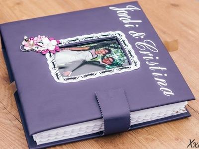 Album Scrapbook de boda | Wedding Album
