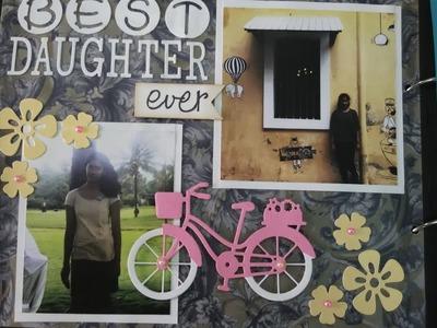 Best ScrapBook ideas for a Daughter