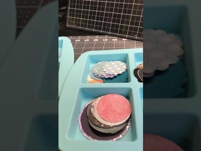 DIY scrapbook embellishments from scraps