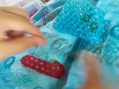 How to Bead a Coinpurse Part 2
