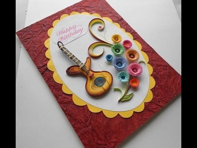 How to create greeting card