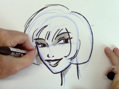 How to Draw an Attractive Girl - Tips & Tricks