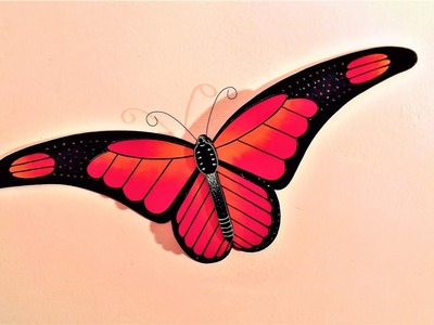 How to make a beautiful Butterfly
