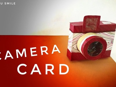 How To Make Camera Card | Tutorial | Make You Smlile