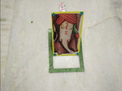 How to make Greeting Card for GANESH CHATURTHI