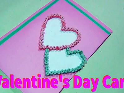 How to Make - Greeting Card Valentine's Day Heart | Hearts Pop Up Card | Great Paper Art