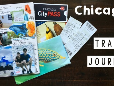 How to Travel Journal - Chicago