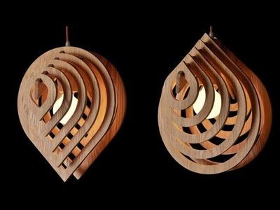 Water Drop Hanging lamp by cardboard || Diy Diwali lanther || Pendant Hanging lamp