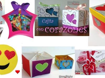 12 DIY Gift Boxes - Ana | DIY Crafts