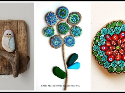 20 DIY Stone and Pebble Crafts To Beautify Your Life