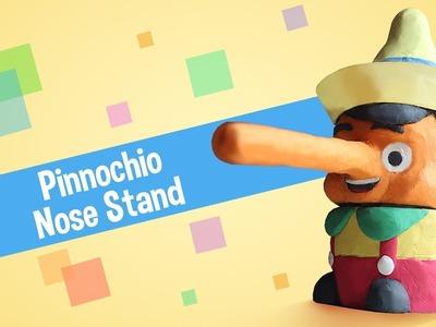 DIY Pinocchio Stand | Diy Toy | Homemade crafts