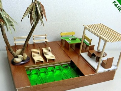 Easy & Quick Miniature Fairy Garden #11 | DIY & Crafts ideas to do at home