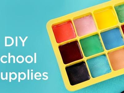 7 Easy DIY School Supplies