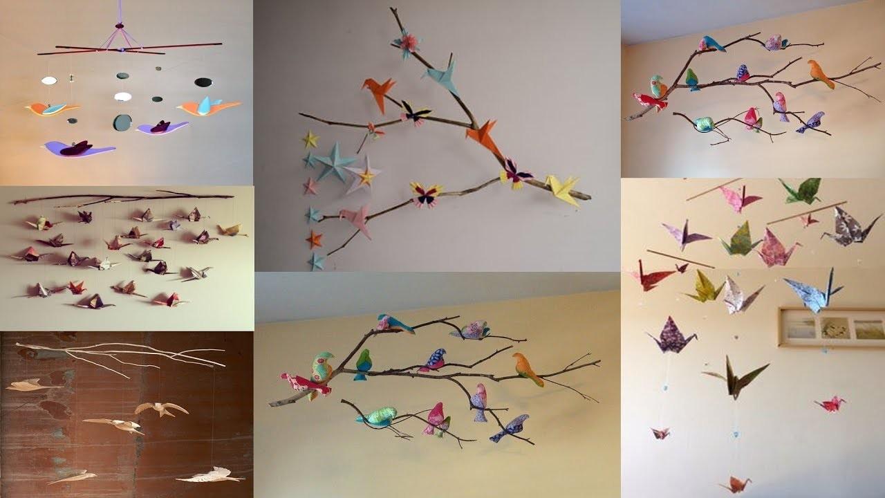 Tree Branch Crafts Baby Room