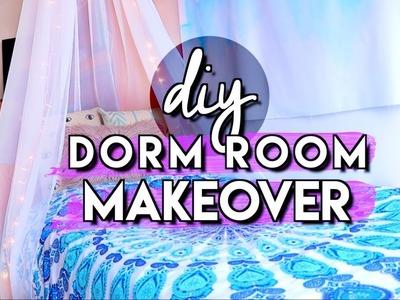 DIY DORM ROOM MAKEOVER.TRANSFORMATION | JENerationDIY