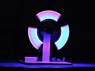 DIY LED - How to make a fidget Spinner - fidget spinner at home