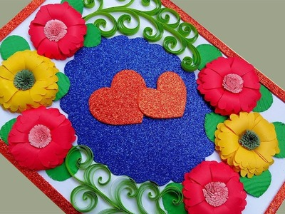 DIY Paper Quilling Birthday Greeting Card ⏭ Step by Step ⏩Paper Quilling Art