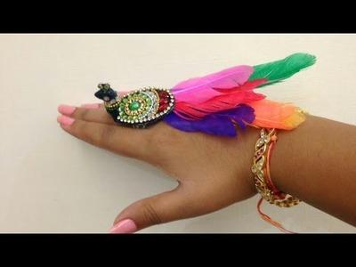 Diy ring| diy jewellery | partywear ring make at home| new idea| latest design ring|kk37