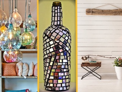 DIY ROOM DECOR! 15 Awesome Easy DIY Crafts Ideas at Home for Teenagers
