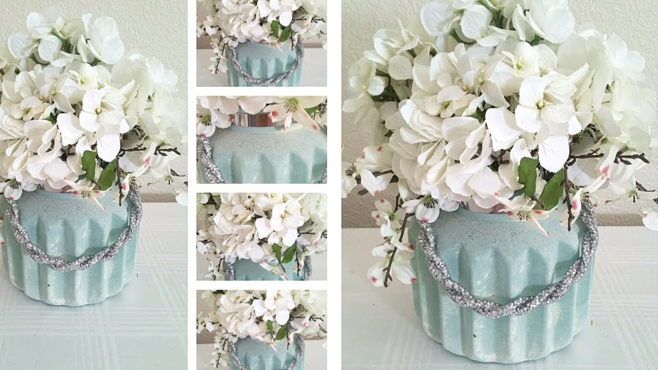 DIY  SIMPLE AND EASY DECORATIVE HOME DECOR GREAT FOR A BATHROOM,  BEDROOM OR ANY PLACE IN YOUR HOME