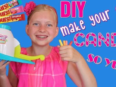 DIY Super Yummy Candy - DIY Edible Working Whistle!!