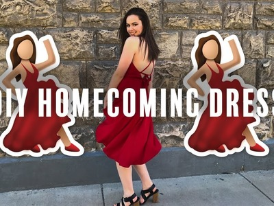 DIY Thrifted Homecoming Dress Transformation | FIDM Fashion Club