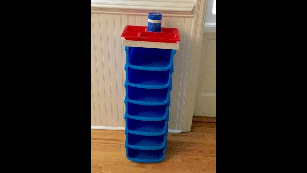 Dollar Tree Diy Small Side Table Or Shoe Rack Simple Easy Diy