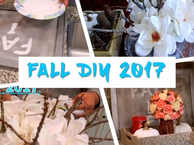 FALL DIY COLLAB 2017 : Hosted by Christy Mel!