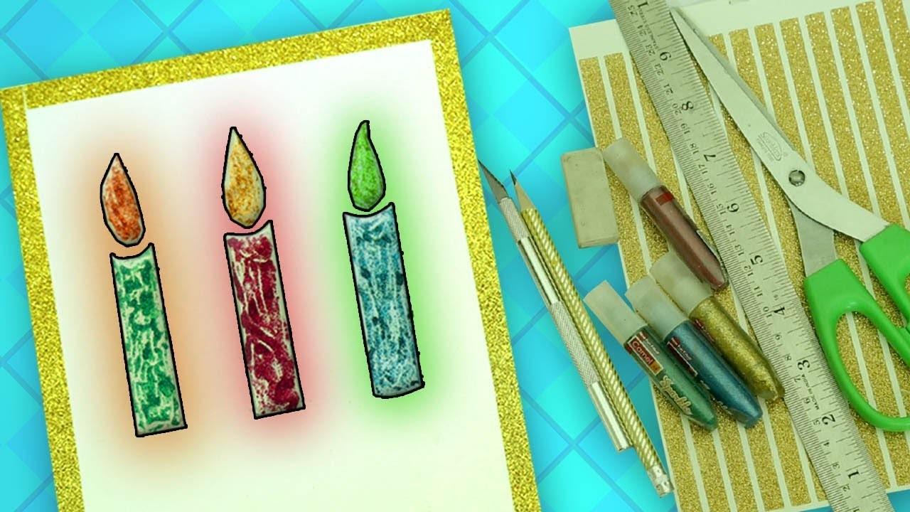 Greeting Card For Birthday Handmade Card Making Ideas Diy Birthday