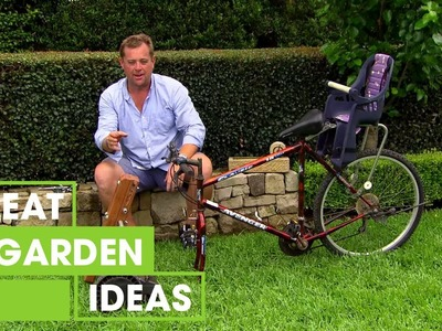 Make Your Own DIY Eco Friendly Lawnmower | Gardening | Great Home Ideas