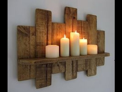 65+ Creative DIY Pallet Project Furniture Ideas 2017 | Cheap Recycled Pallet