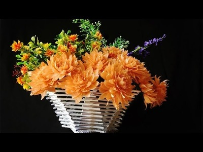 ABC TV | How To Make Vase From Printer Paper - Craft Tutorial #2