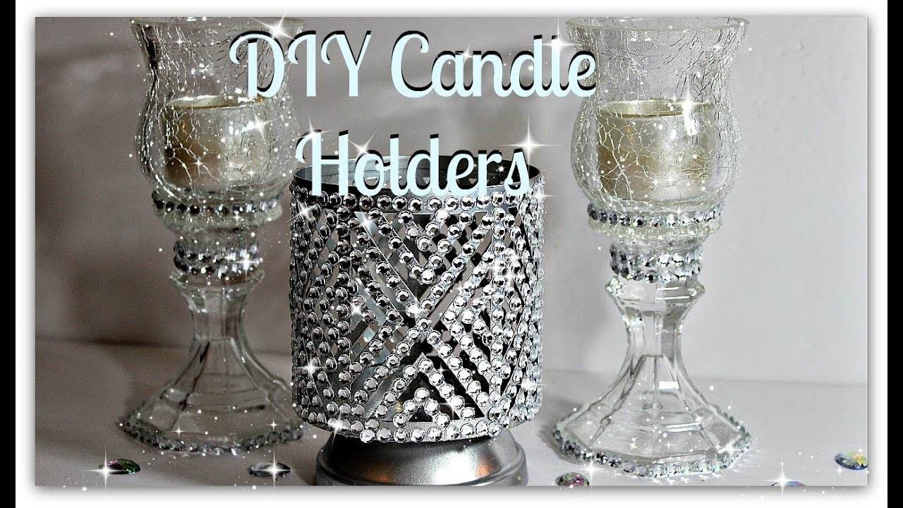 Bath And Body Works Inspired Candle Holders Dolla